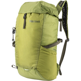 Marmot Kompressor Mochila 18l, cilantro/forest night